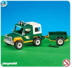 Playmobil Forest Truck by Playmobil. $15.99. This item is part of the Direct Service range. This range of products are intended as accessories for or additions to existing Playmobil sets. For this reason these items come in clear plastic bags or brown cardboard boxes instead of a colorful retail box.. This particular range of products are intended as accessories and / or additions to existing Playmobil sets.. Please Note: This item is part of the Direct Service range. This p...