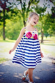 Summer dress #girlsdress #chasinivy