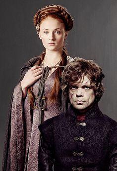 Game of Thrones Fan Art: Tyrion x Sansa Tyrion And Sansa, Sansa Stark, Game Of Thones, I'm Fabulous, Spade, Got Memes, Game Of Thrones Art, I Ship It, Jon Snow
