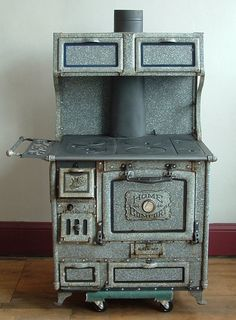 Image detail for -Wood cook stoves, Kitchen Queen and Bakers Oven wood cook stoves