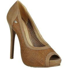 #PeepToe @Mormaii Sheridan Oficial  chocolate #Fashion #Shoes #beachweare