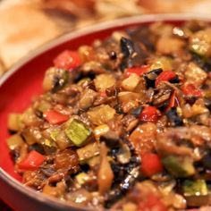 Eggplant Caponata, Kung Pao Chicken, Italian Recipes, Appetizers, Ethnic Recipes, Food, Antipasto, Spices, Suppers
