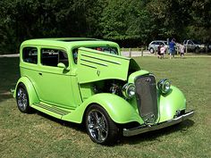 1935 Chevrolet Coupe Street Rod