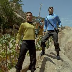 Thumbnail of TOS Kirk 1:6 Scale Articulated Figure sold separately.