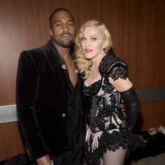 """Pin for Later: Ist Kanye West die """"neue Madonna""""?"""