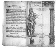 John Shute, The First and Chief Grounds of Architecture (first English book on Architecture), 1563