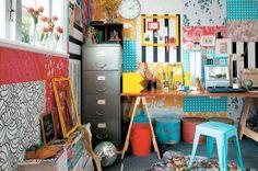 Anatomia de escritorios - e algumas ideias pra você - dcoracao.com - blog de decoração