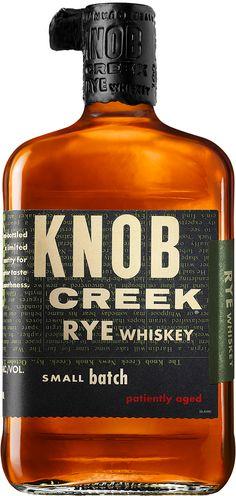 CH Online Beverage Delivery Service Knob Creek Straight Rye Small Batch Whiskey - Whisk(e)y - Spirituosen Rye Whiskey, Bourbon Whiskey, High End Bourbon, Whisky Bar, Rum Bottle, Whiskey Bottle, Scotch Whisky, Small Batch Bourbon, Alcohol Bottles