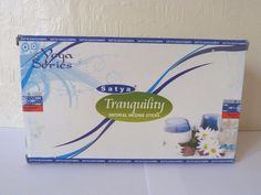 #Satya 'tranquility' nag #champa yoga series incense sticks 15g #multi listing,  View more on the LINK: http://www.zeppy.io/product/gb/2/112166009866/