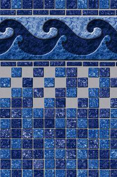 Revestimento em vinil para piscinas 0 6mm ou 0 8mm for Piscina fum d estampa