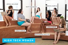 Empresárias da tecnologia posam em anúncios usando lingerie – ajuda ou atrapalha? - Blue Bus