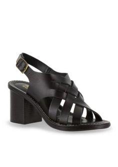 Bella-Vita Black Max-Italy Sandal