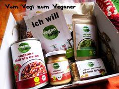 Vom Vegi zum Veganer: Vegan leben, eine neue Marke