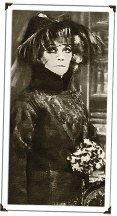 Vivien Leigh in LA CONTESSA, 1965 (Marchesa Casati)