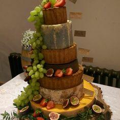 Wedding Cheese And Pork Pie Cake