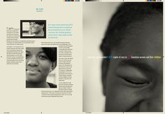 AFG Annual Report Zine 2012 - Graphis
