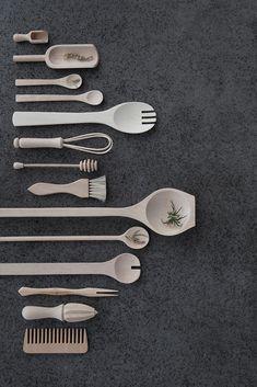 Tra tutte le materie prime in cucina non ce né una di forma uguale all'altra.