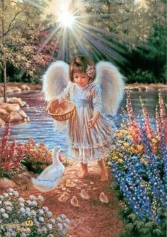 an-angels-charity-caring-in-my-fathers-garden (117 pieces)