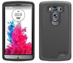myLife Taupe Black {Shockproof Design} 2 Piece Hybrid Reflex Case for the LG G3 Smartphone (Outer Rubberized Fit On Protector Shell + Internal Silicone SECURE-Grip Bumper Gel) myLife Brand Products http://www.amazon.com/dp/B00NUB6F4G/ref=cm_sw_r_pi_dp_v3Ntub0S49RJ7