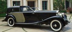 1930 Rolls-Royce Phantom II Brewster Town Car