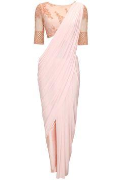 Vaishakhi thakkar  Thoti saree   Jorjat & blouse work