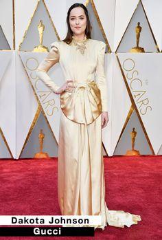 TOP Looks do Oscar 2017 Dakota Johnson