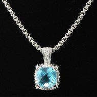 #cybermonday #stockingstuffer #jewelry  Designer Inspired CZ Designer Pendant with High Quality Finish / Color: Blue LAN001,http://www.amazon.com/dp/B00CD948JK/ref=cm_sw_r_pi_dp_eNoNsb10ENGBHTQJ