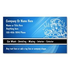 Automotive mechanic business card i love this design it is auto detail business cards reheart Images