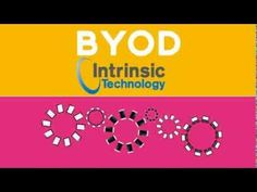 Intrinsic Technology BYOD Video Technology, Youtube, Tech, Tecnologia, Youtubers, Youtube Movies