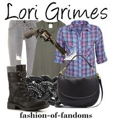 The Walking Dead - Lori Grimes Walking Dead Clothes, Casual Outfits, Cute Outfits, Movie Outfits, Cute Fashion, Geek Fashion, Fashion Styles, Fandom Fashion, Character Costumes