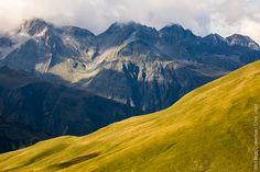 Balade dans les Alpes : Col de la Croix de Fer - Wild Birds Collective