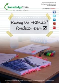 [Slideshare] Learn the SECRETS to passing your PRINCE2 Foundation exam with flying colours!