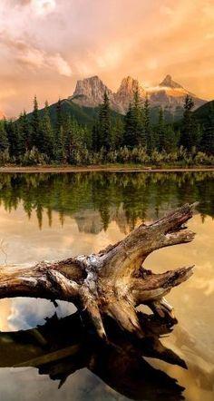 Bow Valley Wildland Provincial Park, Alberta, Canada by Karro