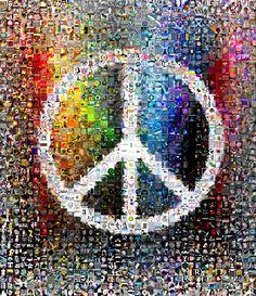 Resultado de imagen para signo de amor y paz que significa