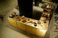 Roman tavern (reconstruction), Museu de Badalona.