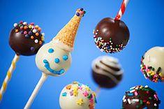 OREO Celebration Cookie Ball Pops recipe