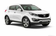 Kia Sportage (2014)...woop woop just bought it today :)