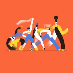 Get it Girl Collective on Behance