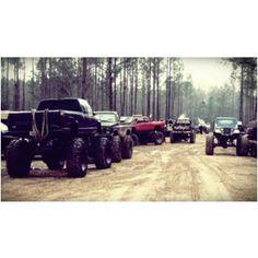 Big trucks(: