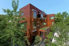 Chicago Residence by Dirk Denison Architects (1)