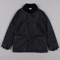 Neighborhood L-1D Coat - Black (£584.00) - Svpply