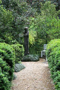 Hill and Dales - A public garden in La Grange, Georgia