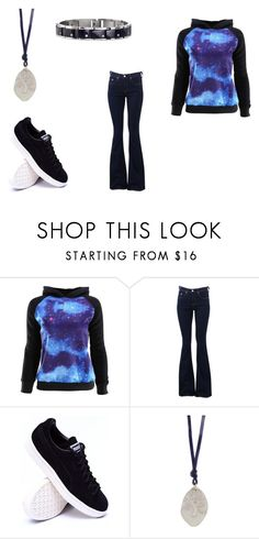 """""""Hannah"""" by selenasunny ❤ liked on Polyvore featuring interior, interiors, interior design, home, home decor, interior decorating, rag & bone, Catherine Michiels and Ever One"""