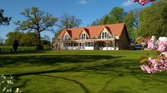 The Clubhouse at Nailcote Hall Hotel