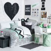 Girls bedroom ideas tween (girls bedroom ideas) Tags: girls bedroom ideas teenagers girls bedroom ideas little big girls bedroom ideas girls bedroom ideas diy girls bedroom ideas for small rooms Teenage Girl Bedroom Designs, Teenage Girl Bedrooms, Girl Rooms, Teal Teen Bedrooms, Tween Girl Bedroom Ideas, Preteen Bedroom, Bedroom Girls, Dream Rooms, Dream Bedroom