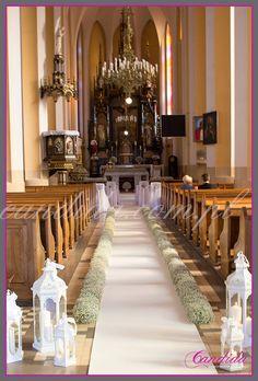 modne trendy w dekoracjach ślubnych kościół - Szukaj w Google