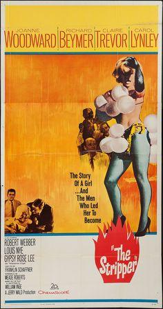 The Stripper (1963) aka Woman For Summer