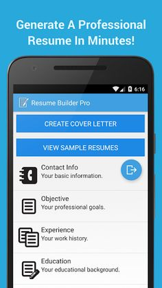 Ham Radio & Interesting crap Resume Builder Pro v2.2   Resume Builder Pro v2.2Requirements:Varies with deviceOverview:Resume Builder Pro is the highest rated resume maker in the Google Play Store! Use it to manage the important details of your resume and create a DOCX (Microsoft Word) file instantly.  Resume Builder Pro is the highest rated resume maker in the Google Play Store! Use it to manage the important details of your resume and create a DOCX (Microsoft Word) file instantly. The DOCX file is sent to your e-mail addre