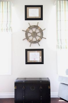 Neverland Themed Nursery: http://www.stylemepretty.com/living/2014/08/05/neverland-themed-nursery/