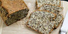 Ein wahnsinnig leckeres Brotrezept mit wenig Kohlenhydraten und guten Zutaten für jede Gelegenheit.